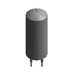 M_储水箱 - 垂直