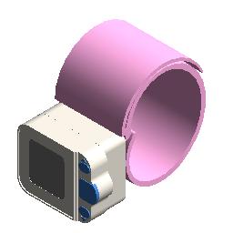 手腕式电子血压计007