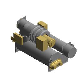 基载机水泵