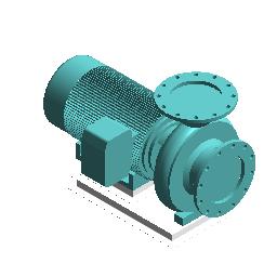 -冷冻循环泵