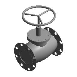 平衡阀DN600