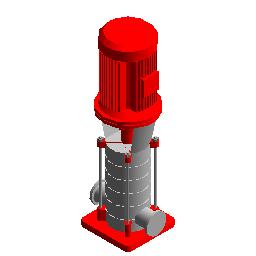 加压泵-P-XBD型