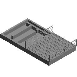 洗车池+沉淀池