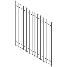 安全体验馆栅栏