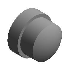 管帽-丝接-内外热浸镀锌钢管