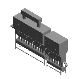 GY-卧式沸腾干燥机-主机