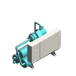 热回收地源热泵